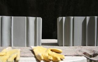 Guido N. Zingari, giugno 2014, Montececeri. Ornamenti in pietra serena