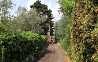 Guido N. Zingari, giugno2014, Fondazione Michelucci. Corrado Marcetti ripercorre la passeggiata quotidiana di Michelucci